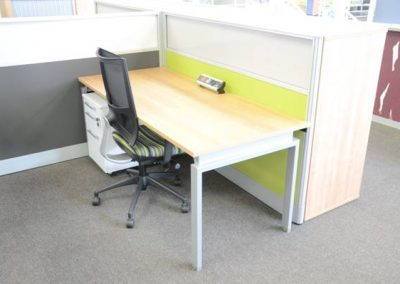 tax standard open plan workstation