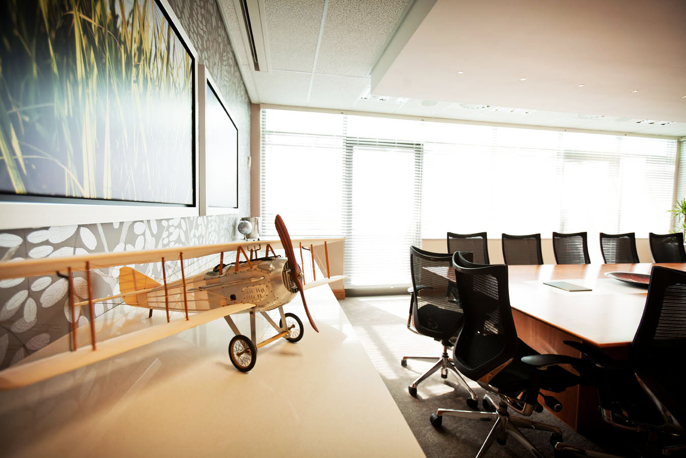 NMC commercial interior office design South Africa